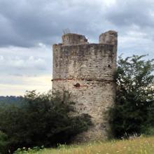 Ruine Storchenturm bei Schöntal