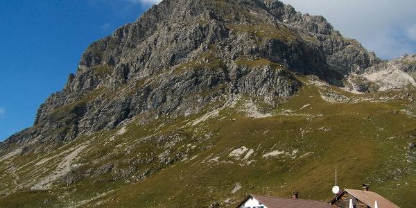 Widdersteinhütte und Großer Widderstein