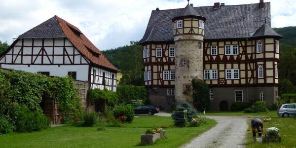 Schloß Werleshausen