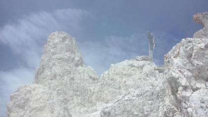 Sextner Rotwand - der Gipfel