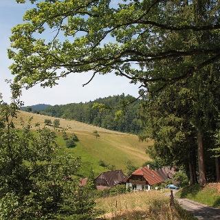 Aschenhütte im Aschenbachtal