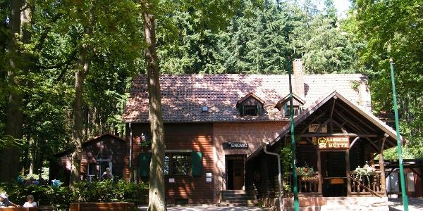 Die Landauer Hütte