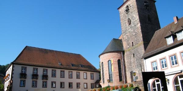 Marktplatz Annweiler
