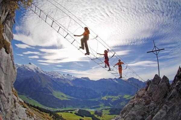 Brunni-Klettersteig