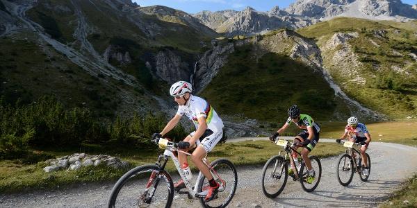Aufstieg durch das Val Vau zum Döss Radond