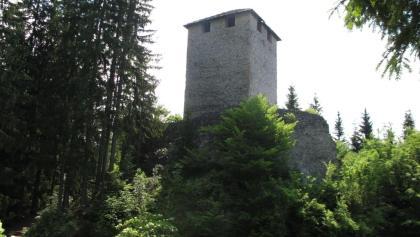 Die Ruine Khünburg