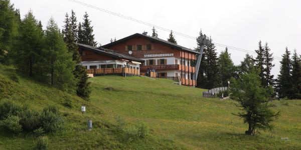 Sterzinger Hütte. (Bild W. Kaller)