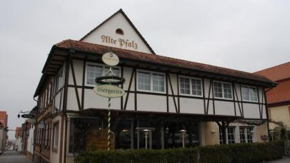Alte Pfalz Weinheim-Lützelsachsen