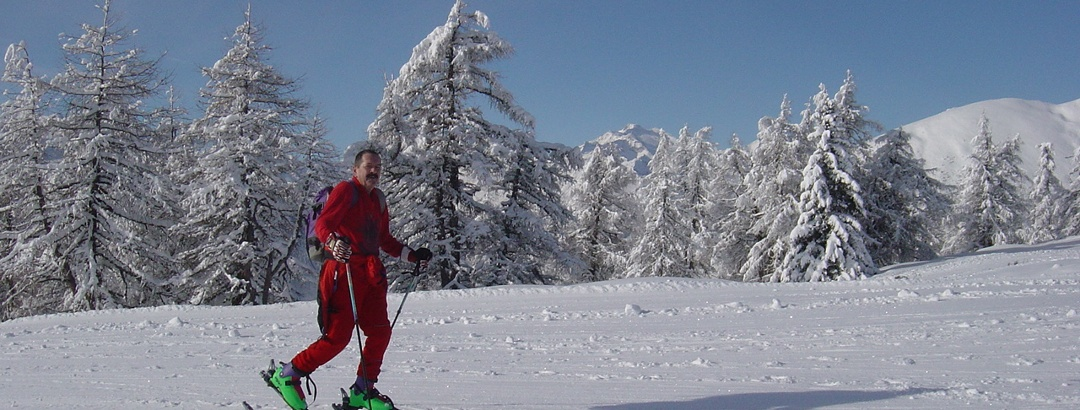 Skitour aufs Stubeck bei Gmünd