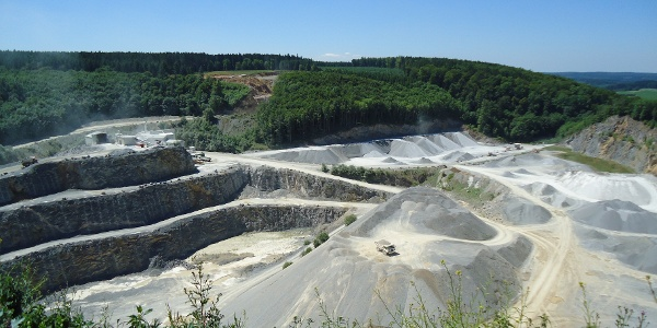 Steinbruch Düstertal