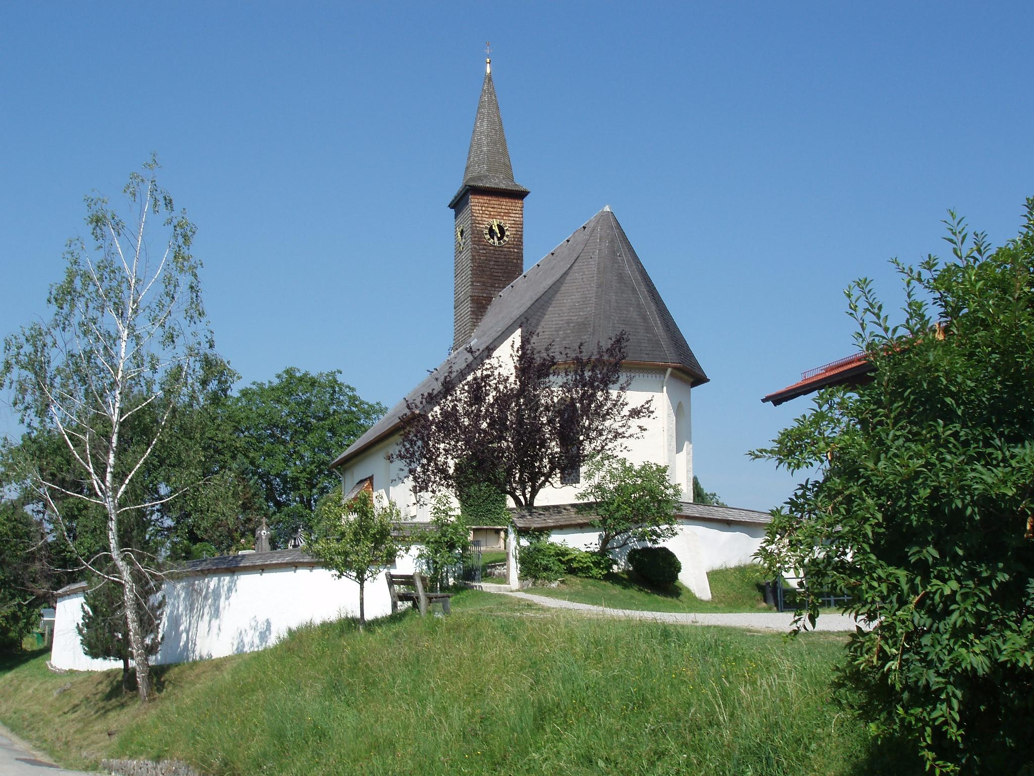 Kirche Westerbuchberg