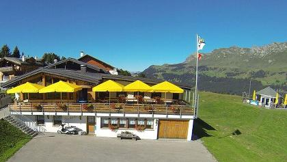 Berghotel Sartons Sommer Lenzerheide