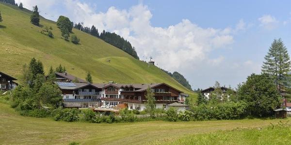 Naturhotel Lärchenhof