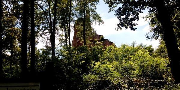 Ruine Fleckenstein