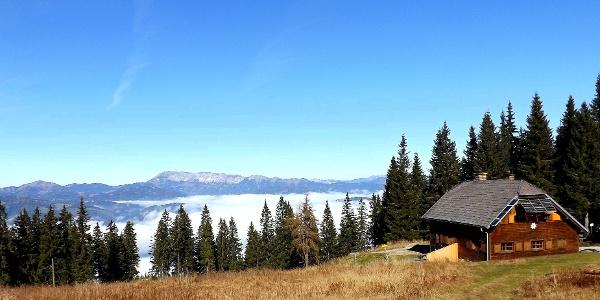 Wittmaierhütte Stanglalm