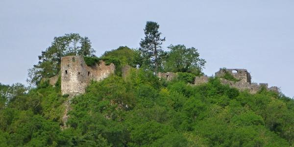 Burgruine Mägdeberg