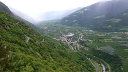 Vinschgau valley, dryness is my trademark.
