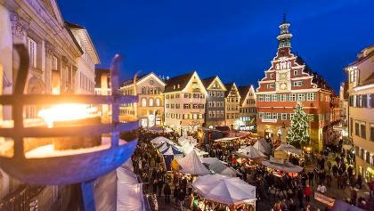 The Esslingen Medieval Market and Christmas Market
