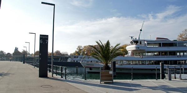 Der neue Hafen Bregenz