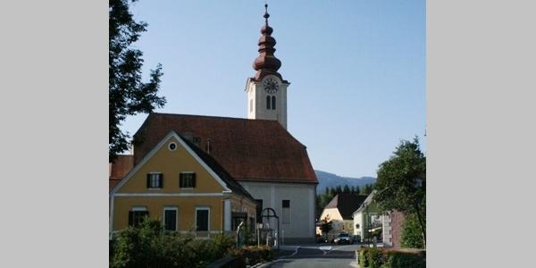 Kirche in Eibiswald