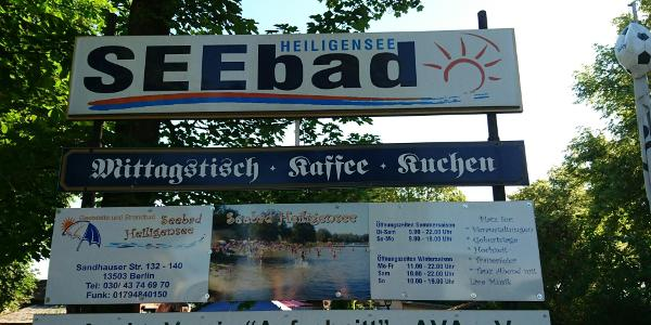 Seebad Heiligensee