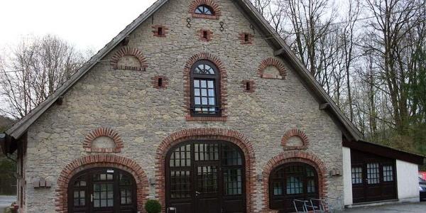 Veranstalungsbereich Waldhotel Brand's Busch