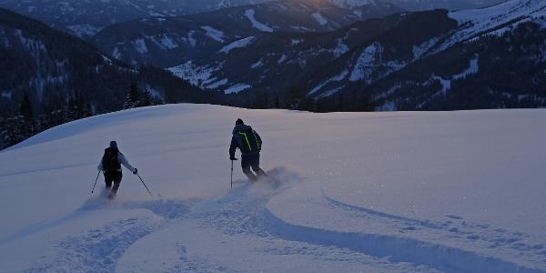 Skitouren Eldorado Ramsau am Dachstein