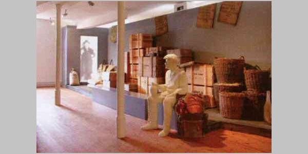 Glas- und Keramikmuseum in Großalmerode