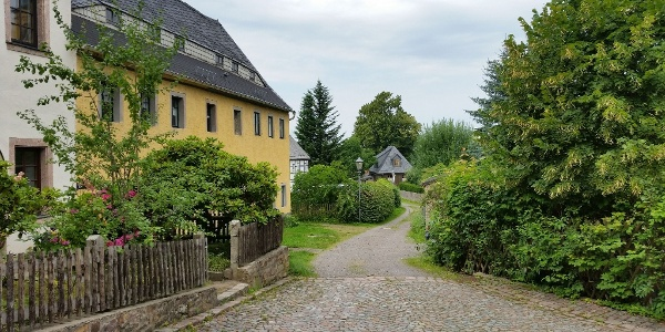 Schellsieben - die ältesten Häuser der Stadt