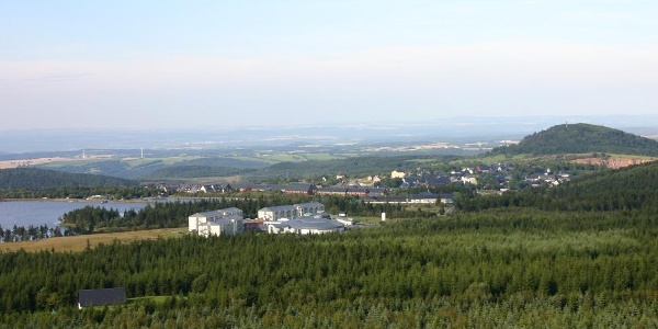 Panormablick vom Kahleberg