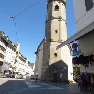 """Seekapelle mit """"Street-Piercing"""""""