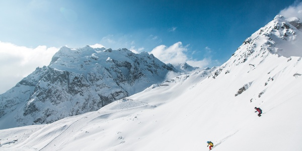 Bergbahnen Gargellen