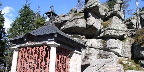 Neumann-Kapelle beim Hochstein