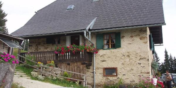 Saualpe - Pöllinger Hütte