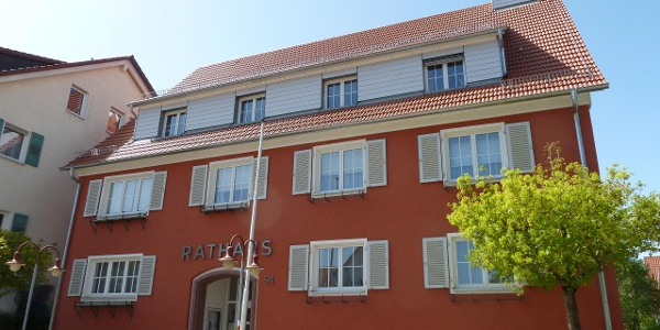 Bad Boll Rathaus