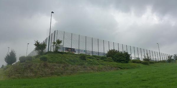 Sportanlage bei Heister