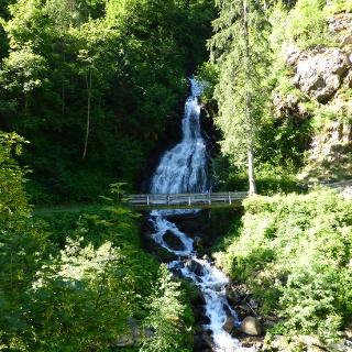 Teufelsbach Wasserfall