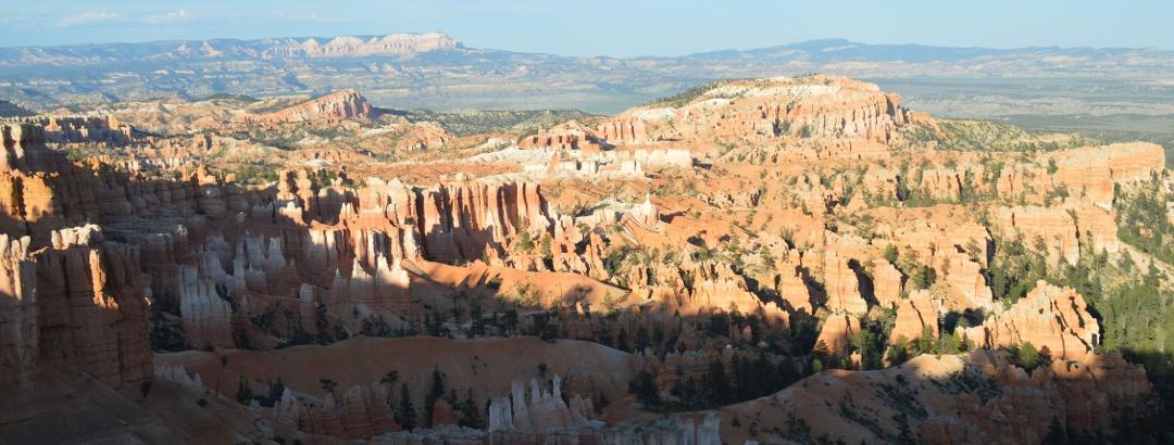 Blick über den Bryce Canyon