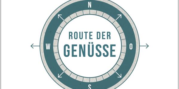 Logo Route der Genüsse