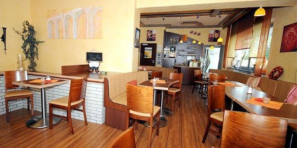 Cafe/Bäckerei Pension Mertens