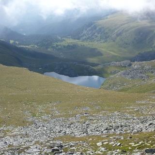 Seetaler-Alpen-Lavantsee