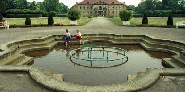 Parkanlage und Schloss Oranienbaum