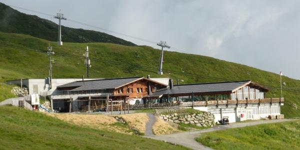 Mountain restauruant Schafberg Hüsli