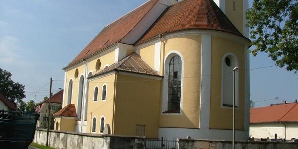 Pfarrkirche in Iglingen