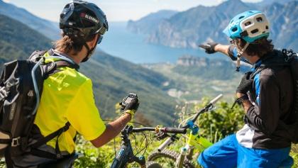 Ausblick vom Monte Velo aus