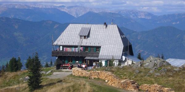 Ottokar Kernstock Schutzhaus am Rennfeld