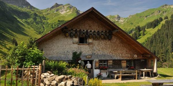 Die Plättele-Alpe
