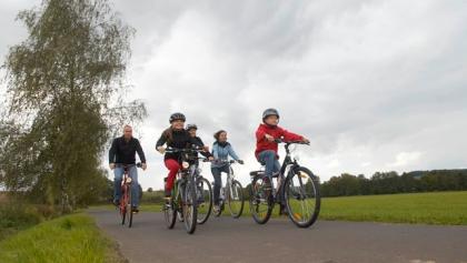 Radfahren über Berg und Tal rund um Kirchheim