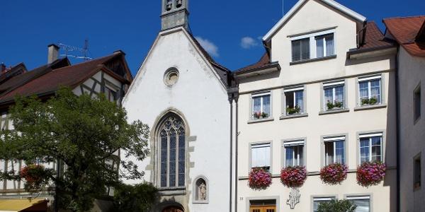 St. Jodokkapelle