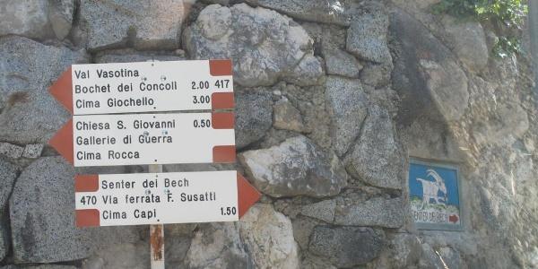 Chiesa di San Giovanni - Bivacco Arcioni